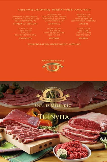Invitación carnes melendez